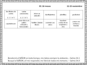 Plan Visual E 1 año 11-11