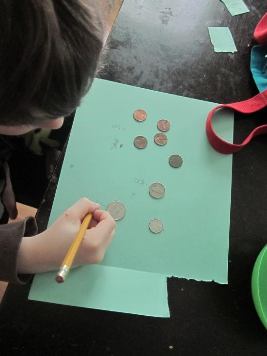 Monedas y probabilidad Coins and probability