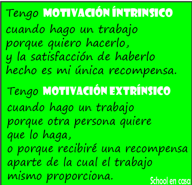 IntrinsicExtrinsicMotivation