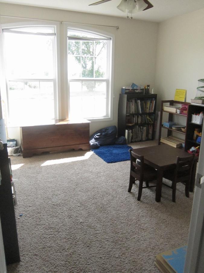 Aula en casa Classroom at home