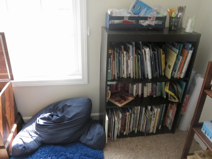 Reading rug Rincón de lectura