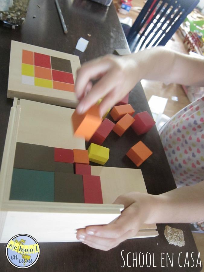 Cubo del trinomio aritmético Arithmetic Trinomial Cube