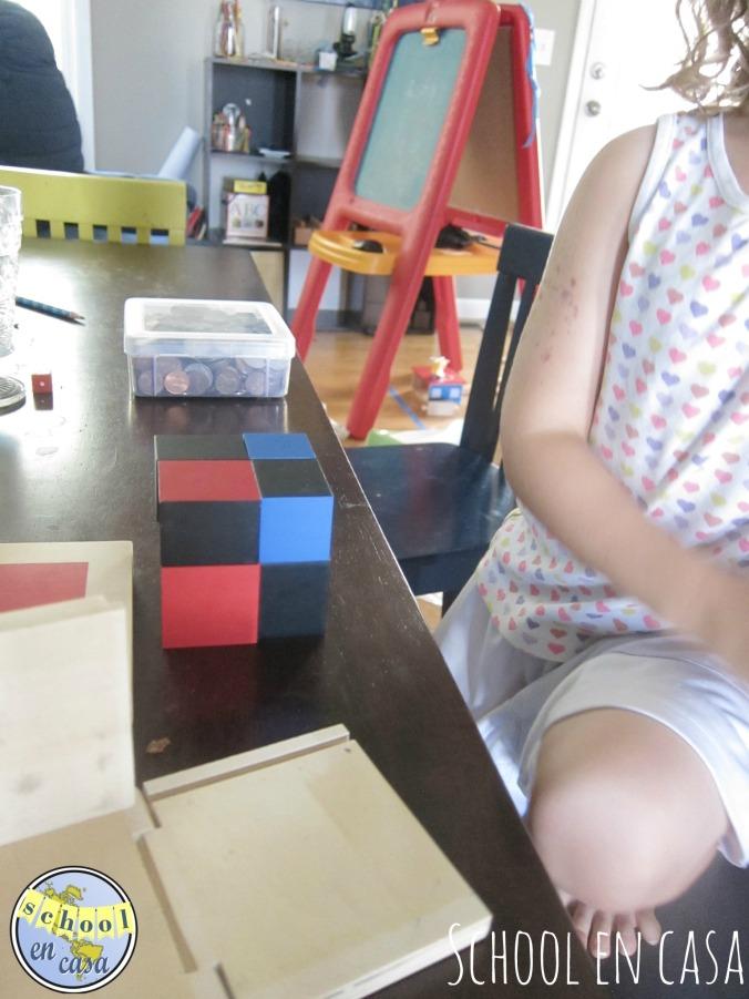 Cubo del binomio Binomial Cube