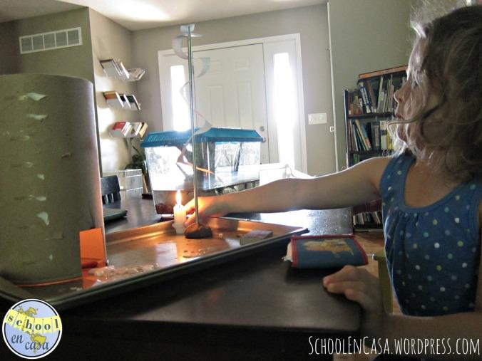 Experimentos Montessori Ciencias
