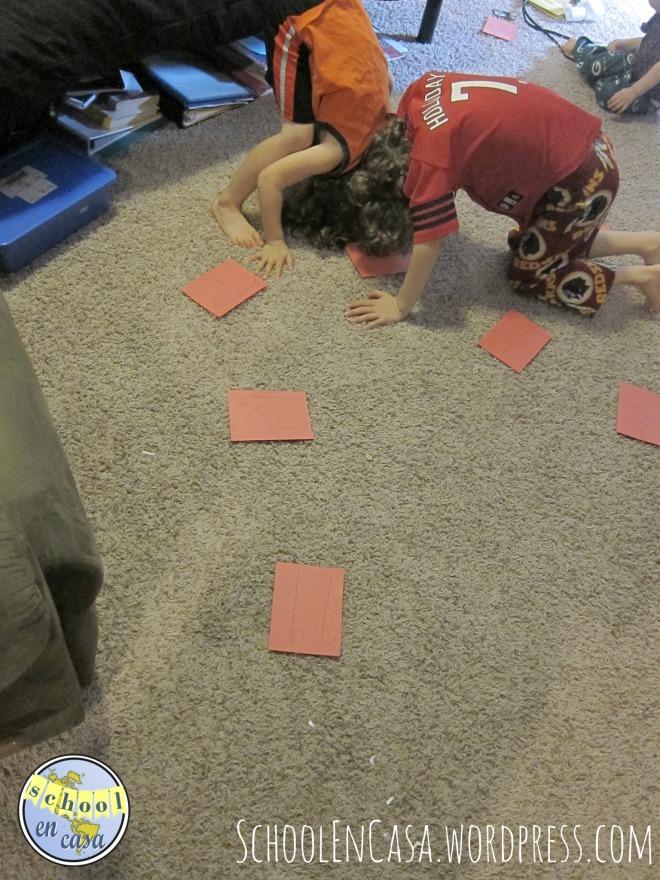 Practicar tablas de multiplicar