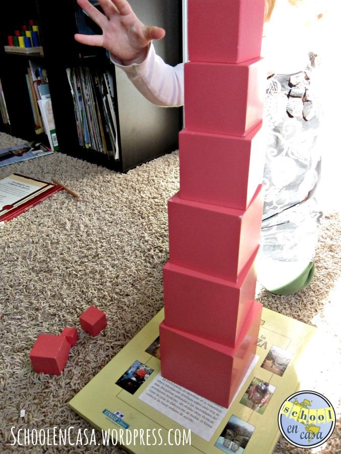 La torre rosada Montessori