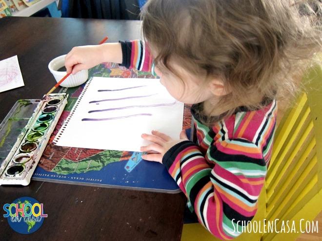 Arte de nenas