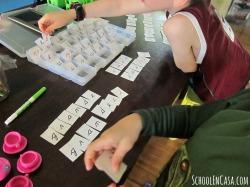 Montessori sufijos castellano español