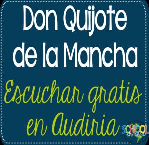 Audiria Escuchar Don Quijote Gratis